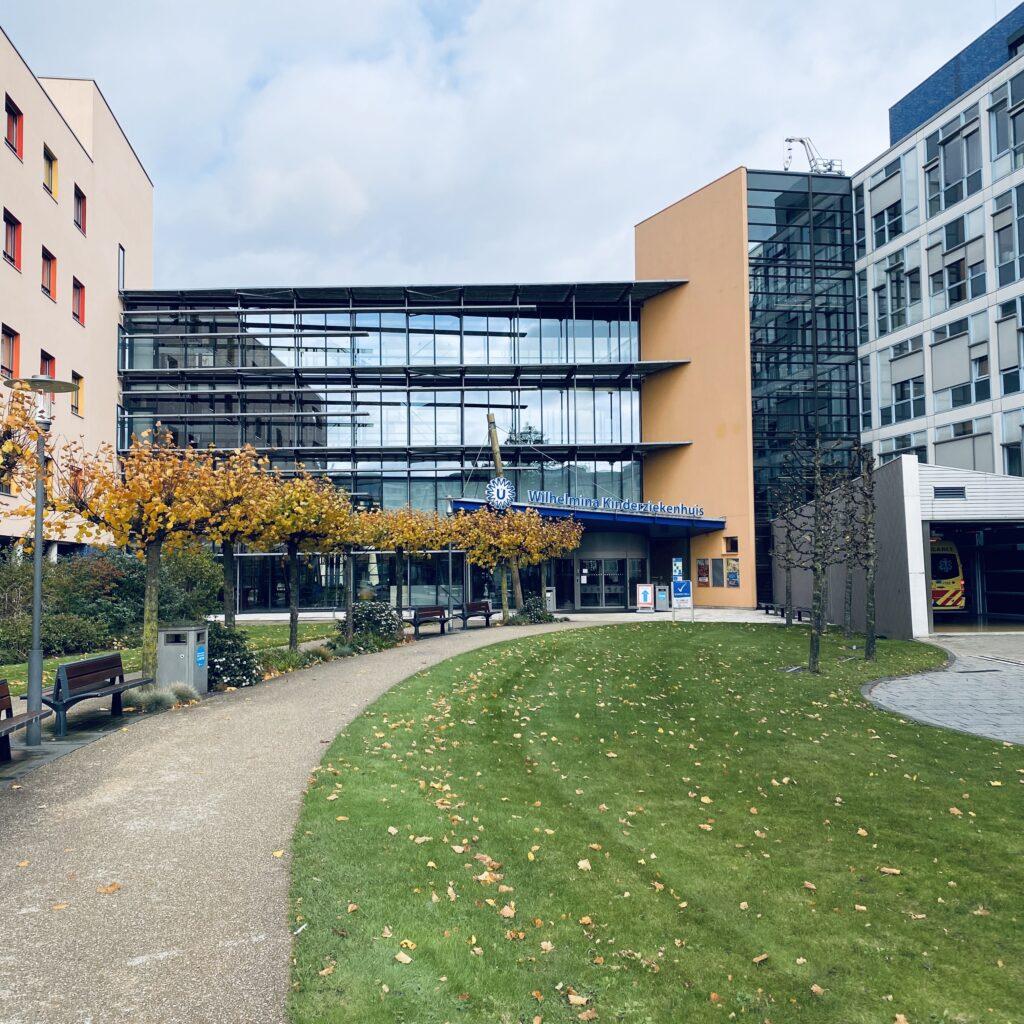 Het Wilhelmina KInderziekenhuis (WKZ)