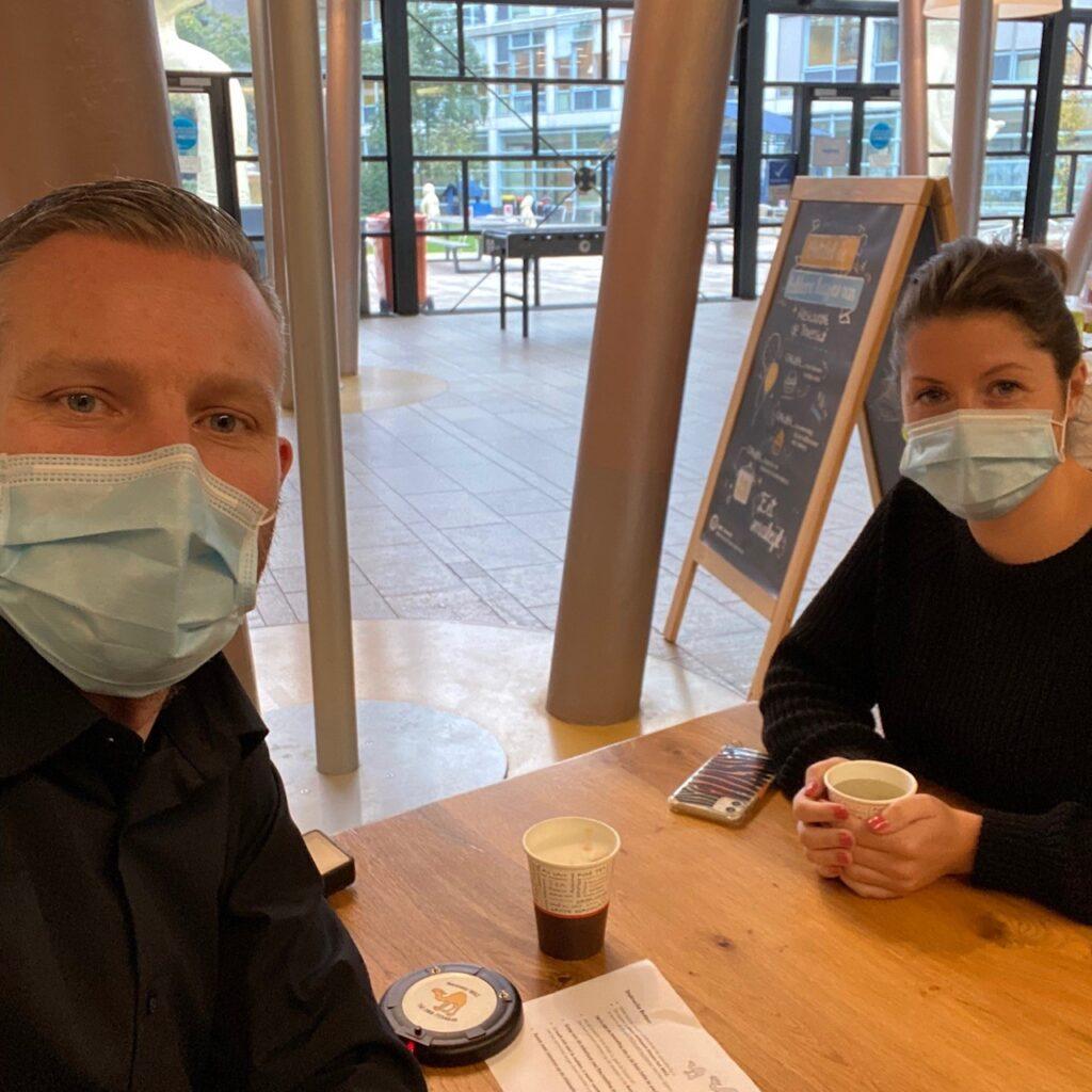 Corona maatregelen in het ziekenhuis