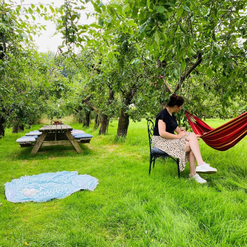 Ondanks beperking op vakantie tussen de boomgaarden